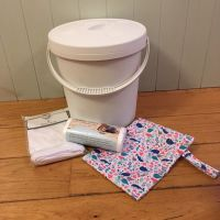 Nappy Bucket Kit