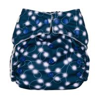 One Size Nappy - Fairy Lights