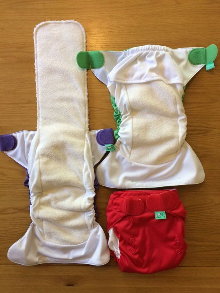 TotsBots Easyfit Star all-in-one nappy - three pack