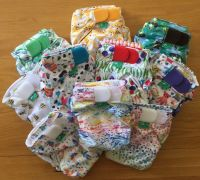 TotsBots Easyfit Star all-in-one nappy - plus reusable liner