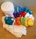 Complete Birth-to-Potty Nappy Kits