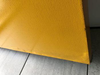 Door swollen and not sealed