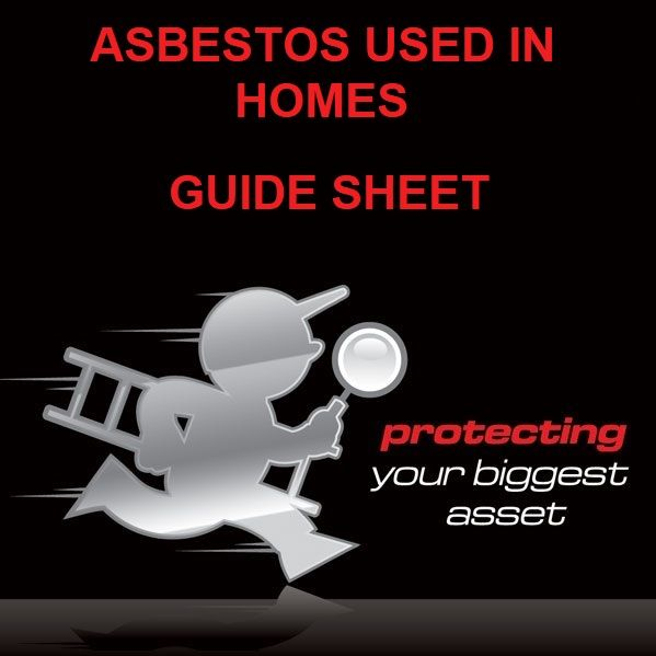 Asbestos in Homes Advice Sheet Perth, Western Australia