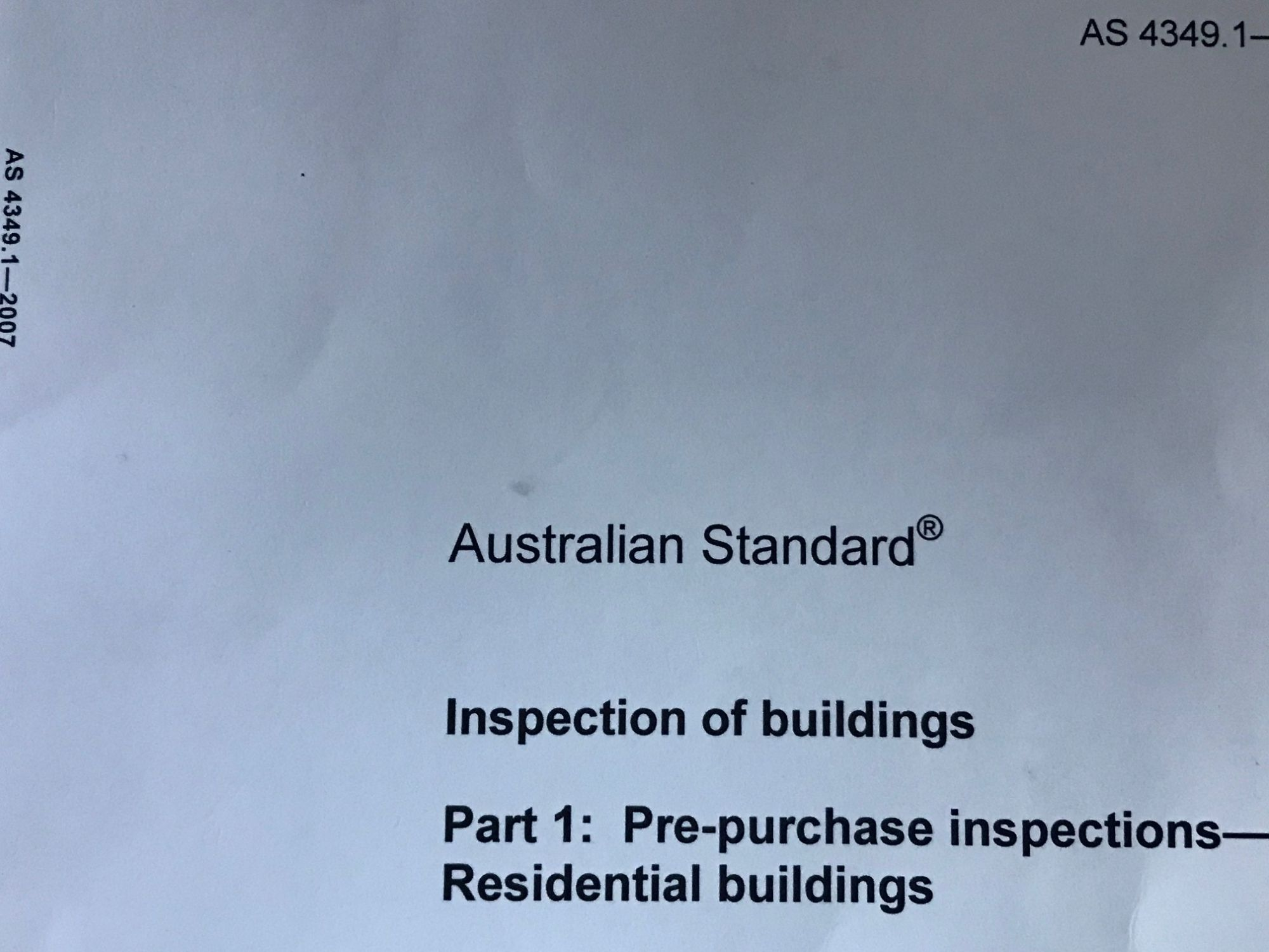 Building Inspections Perth and Mandurah
