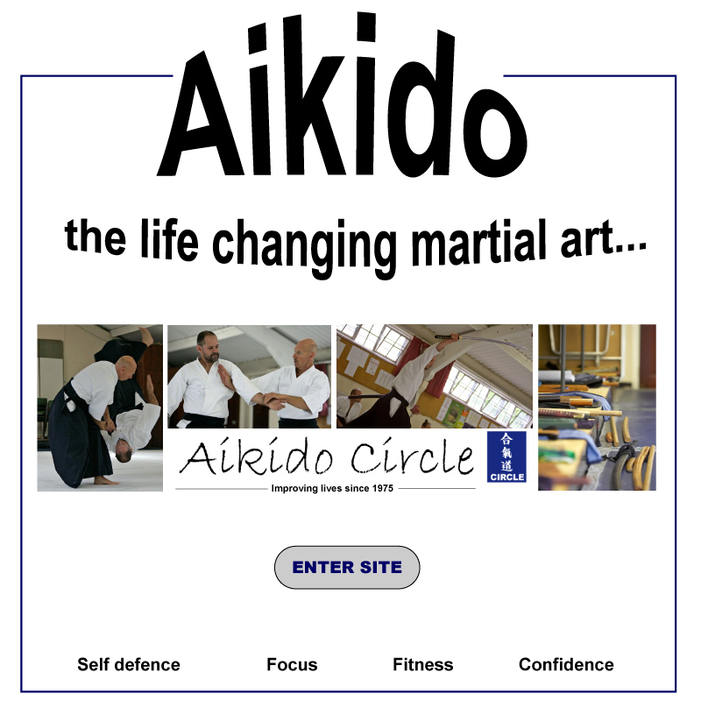 Aikido - the life changing martial art