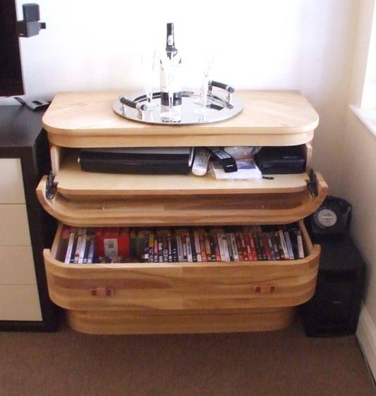 Free Standing Custom Wood Furniture London Cabinet Drawers