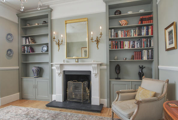 Alcoves London South East Alcove Cabinets Bookcases
