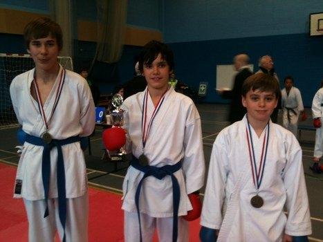 Boys team 2012 champions!