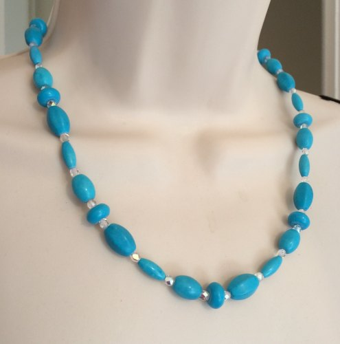 ''Turquoise Necklace