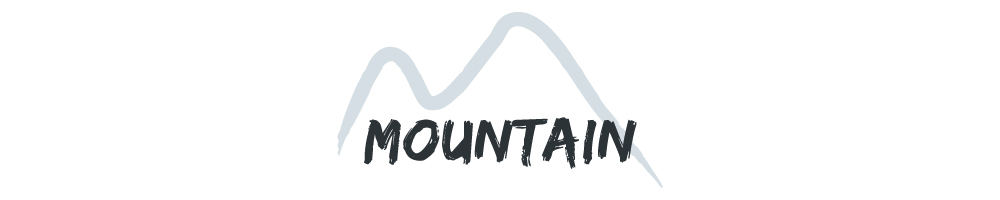 Mountain, site logo.