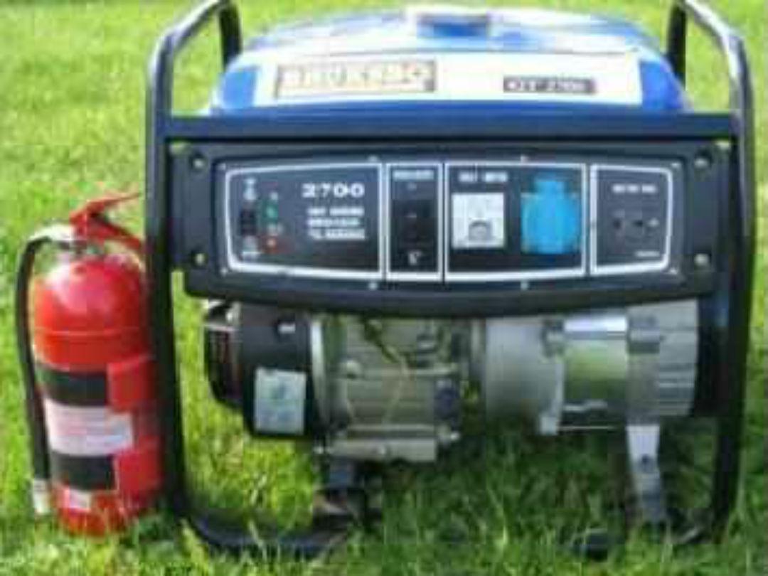 Generator 2.2 KW