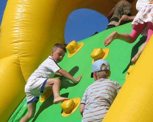 Climbing Slide