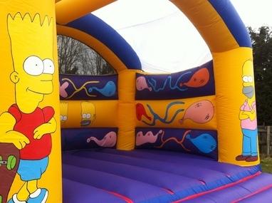 Simpsons Hoppborg