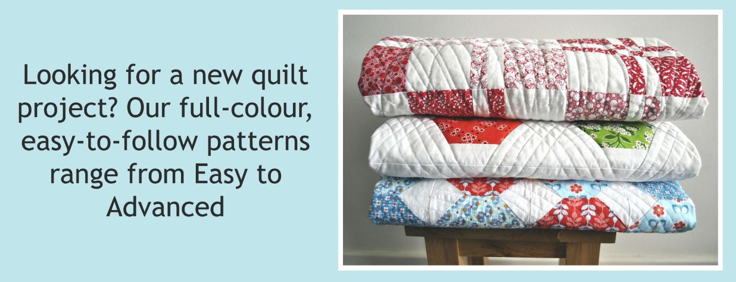 patterns banner page