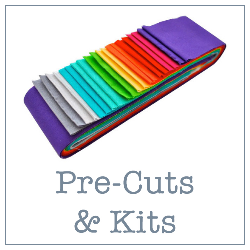Quilting Pre-Cuts and Kits