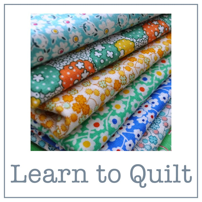 Learn to Quilt Tutorials