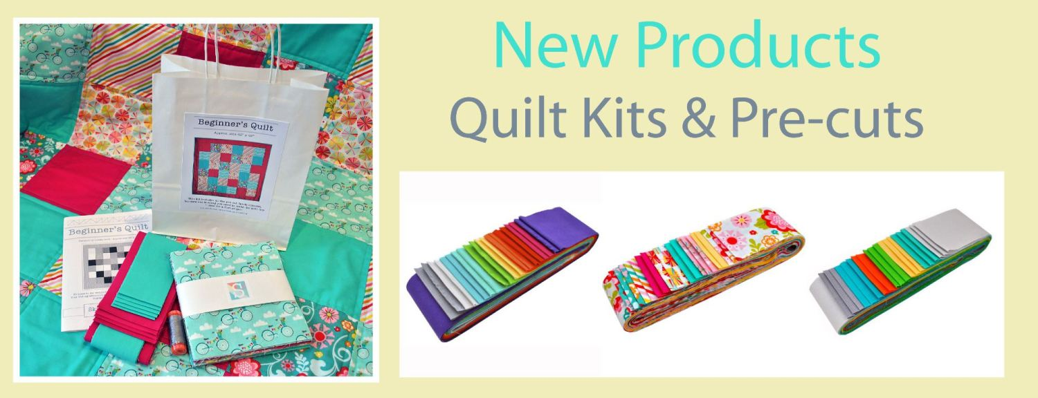 new products banner page
