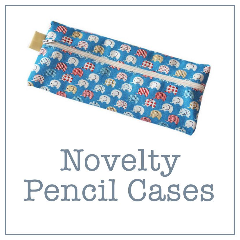 Novelty Pencil Cases