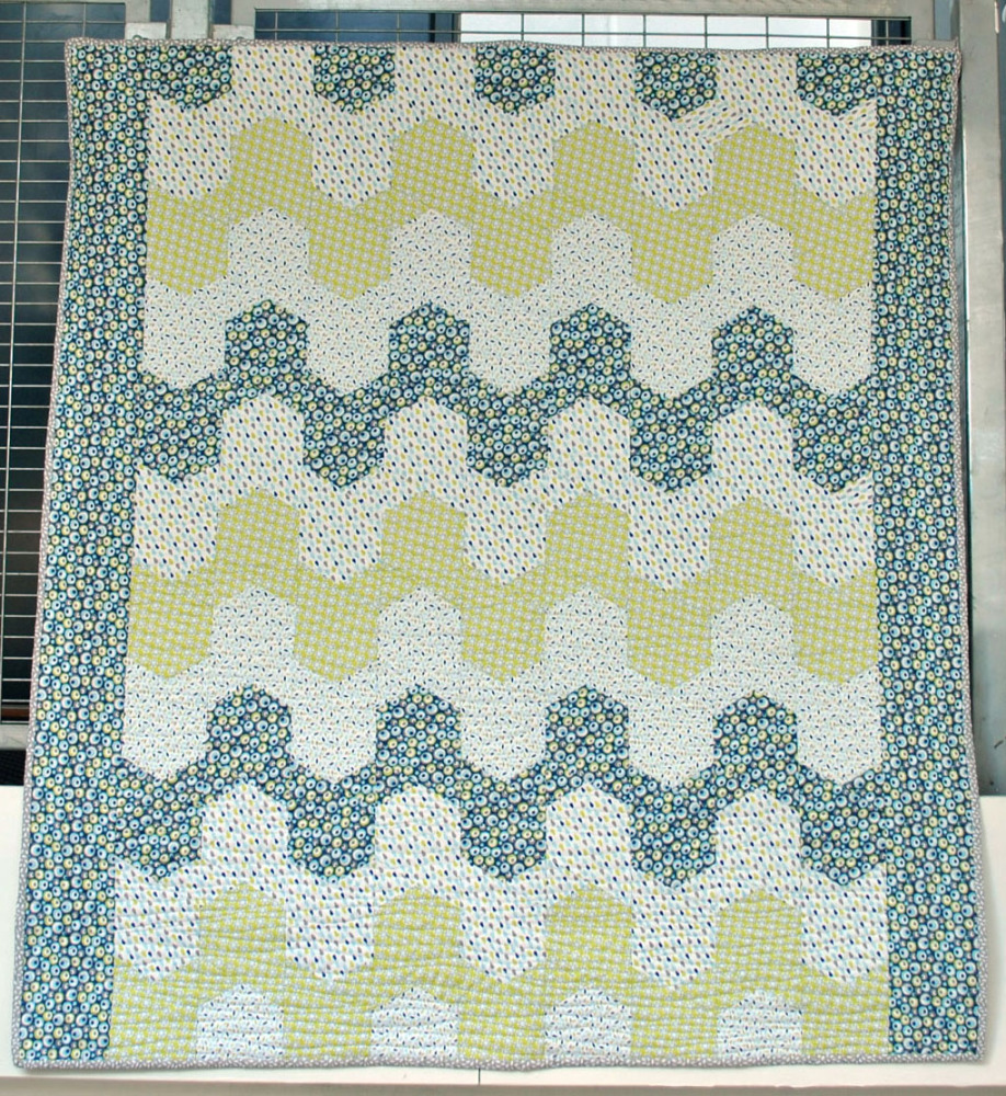 Side To Side Quilt Pattern