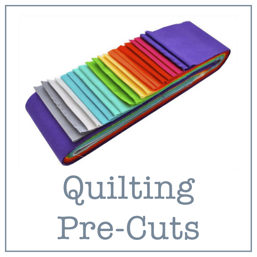 Quilting Pre-cuts