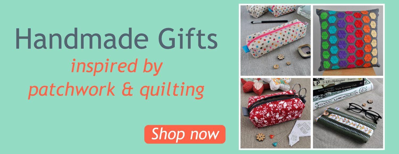 Handmade Gifts banner