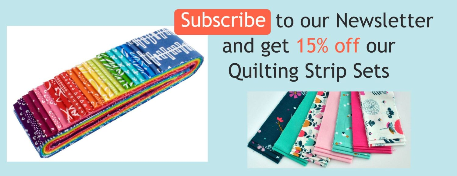 Subscribe to Newsletter strip offer banner