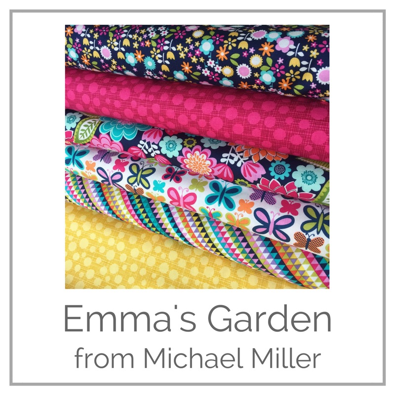 <!-- 003 -->Emma's Garden from Michael Miller
