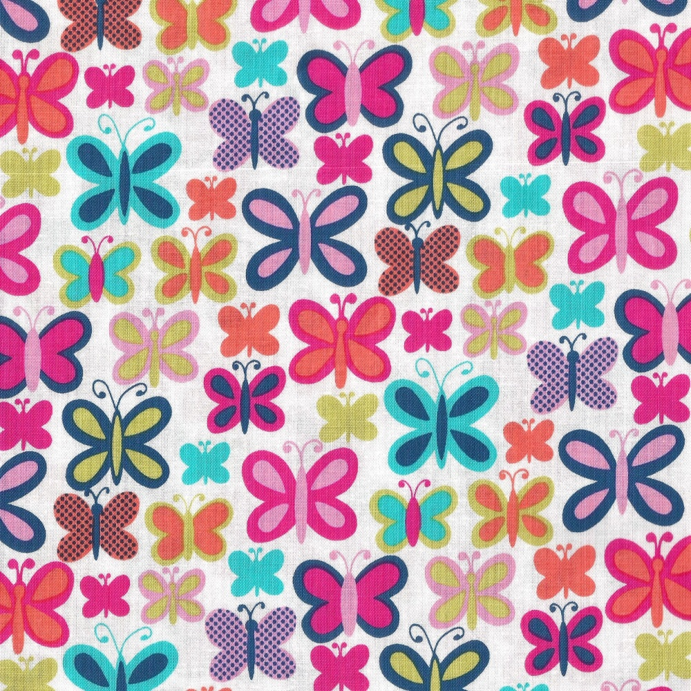 Emma's Garden - Sweet Butterfly in Jewel - CX7277