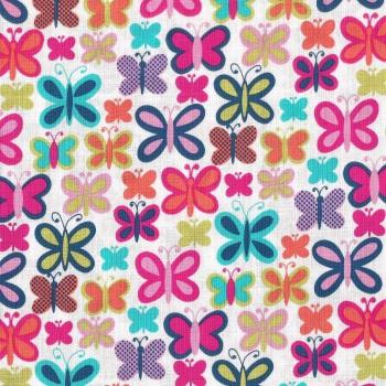 Emma's Garden - Sweet Butterfly in Jewel - CX7277