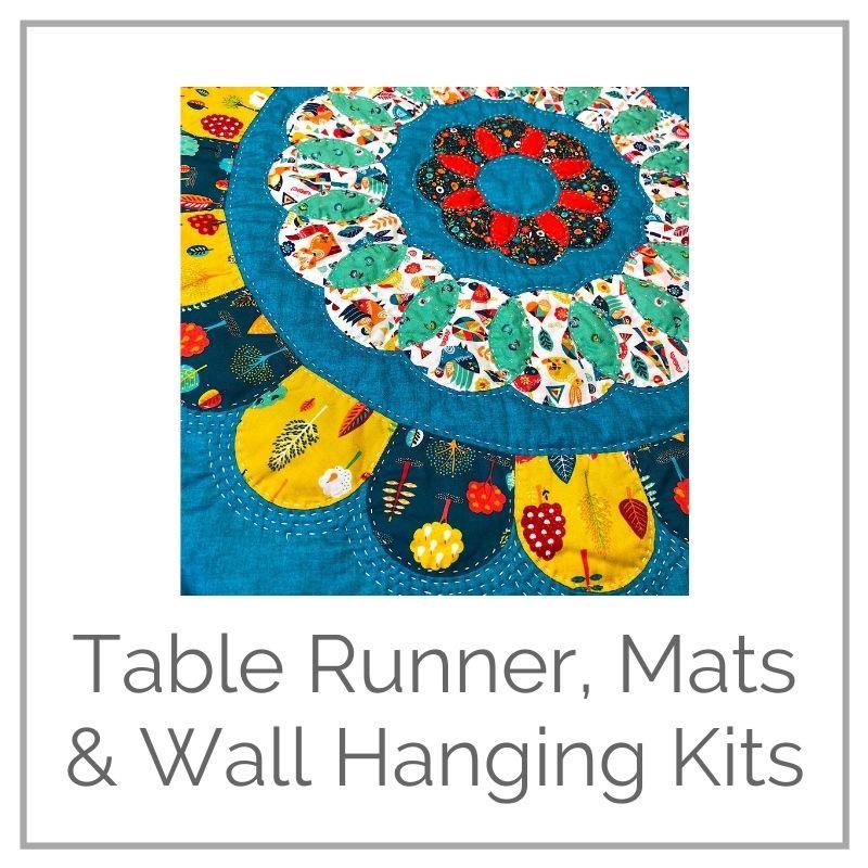 <!-- 03 -->Wall Hanging & Table Runner Kits