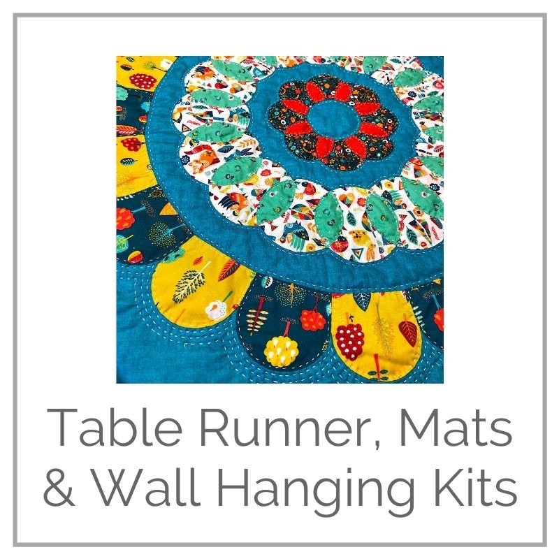 <!-- 03 -->Wall Hanging & Table Runner Kits