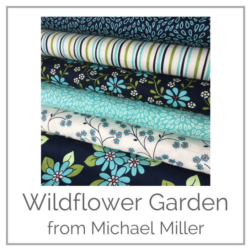<!-- 004 -->Wildflower Garden from Michael Miller