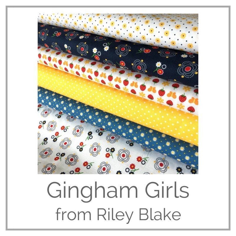 <!-- 005 -->Gingham Girls from Riley Blake