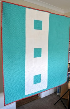 "Backing Pack for the 56"" x 56"" All Squared Up Quilt in Happy Day Prints"
