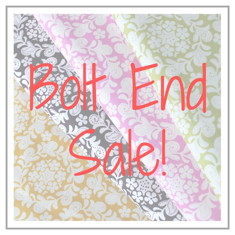 <!-- 001 -->Bolt End Sale