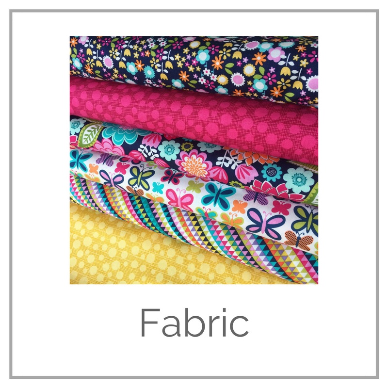 Quilting fabric tutorial