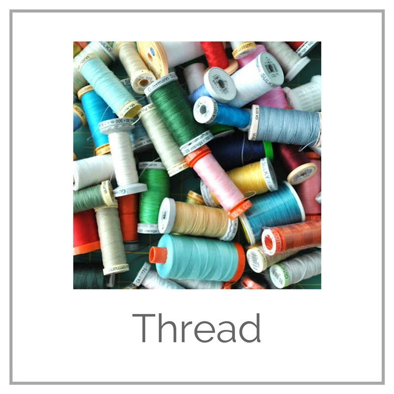 Quilting thread tutorial