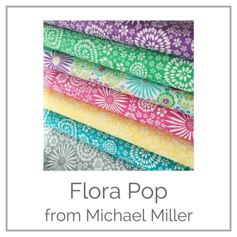 Floral Pop from Michael Miller