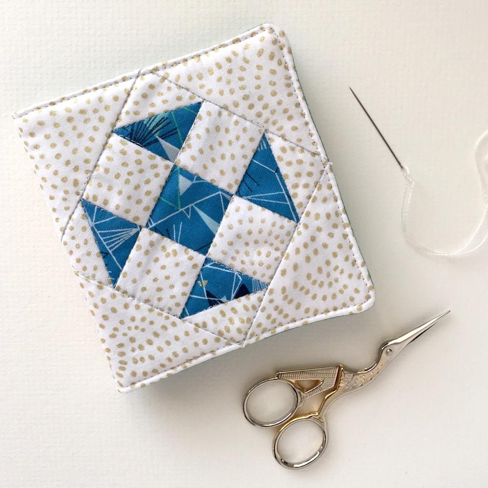 Shoo Fly needle case Pdf pattern