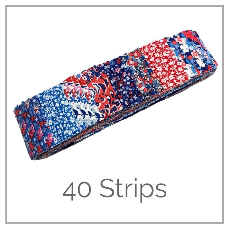 40pc Strip Sets