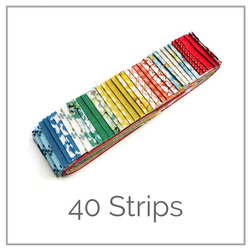 40pc Strip Sets