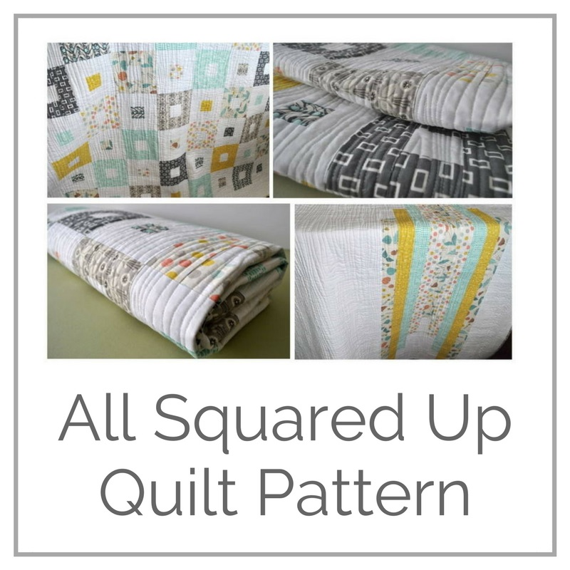 Free pattern for All Squared Up Quilt