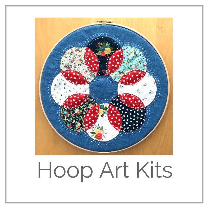 Hoop Art Kits