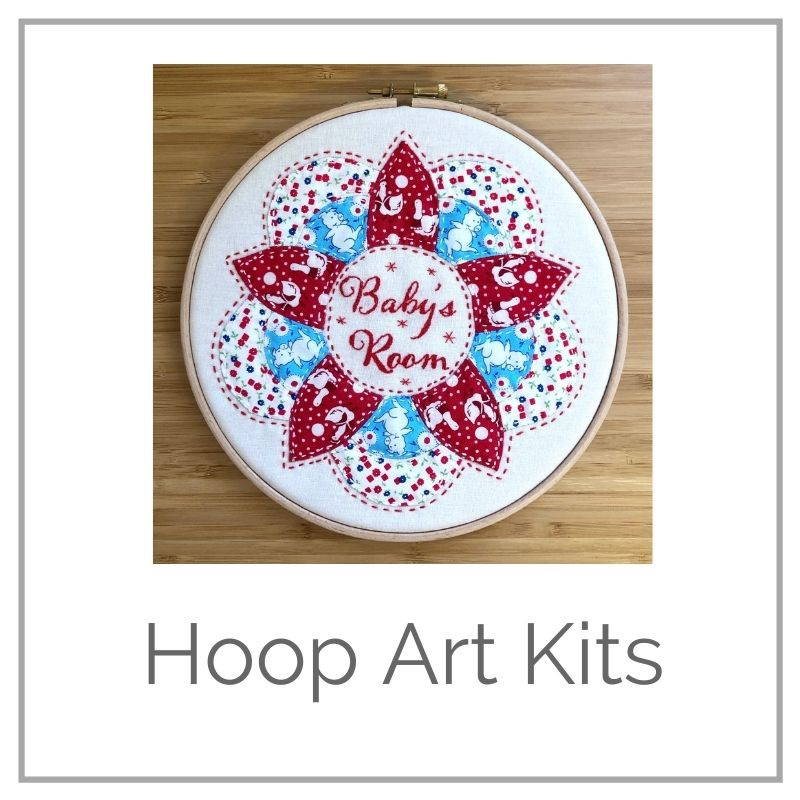 <!-- 004 -->Hoop Art Kits