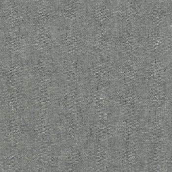 Essex Yarn Dyed Linen in Graphite (E064-295)
