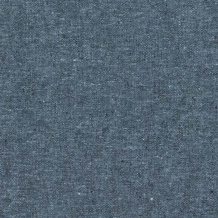 Essex Yarn Dyed Linen in Nautical (E064-412)