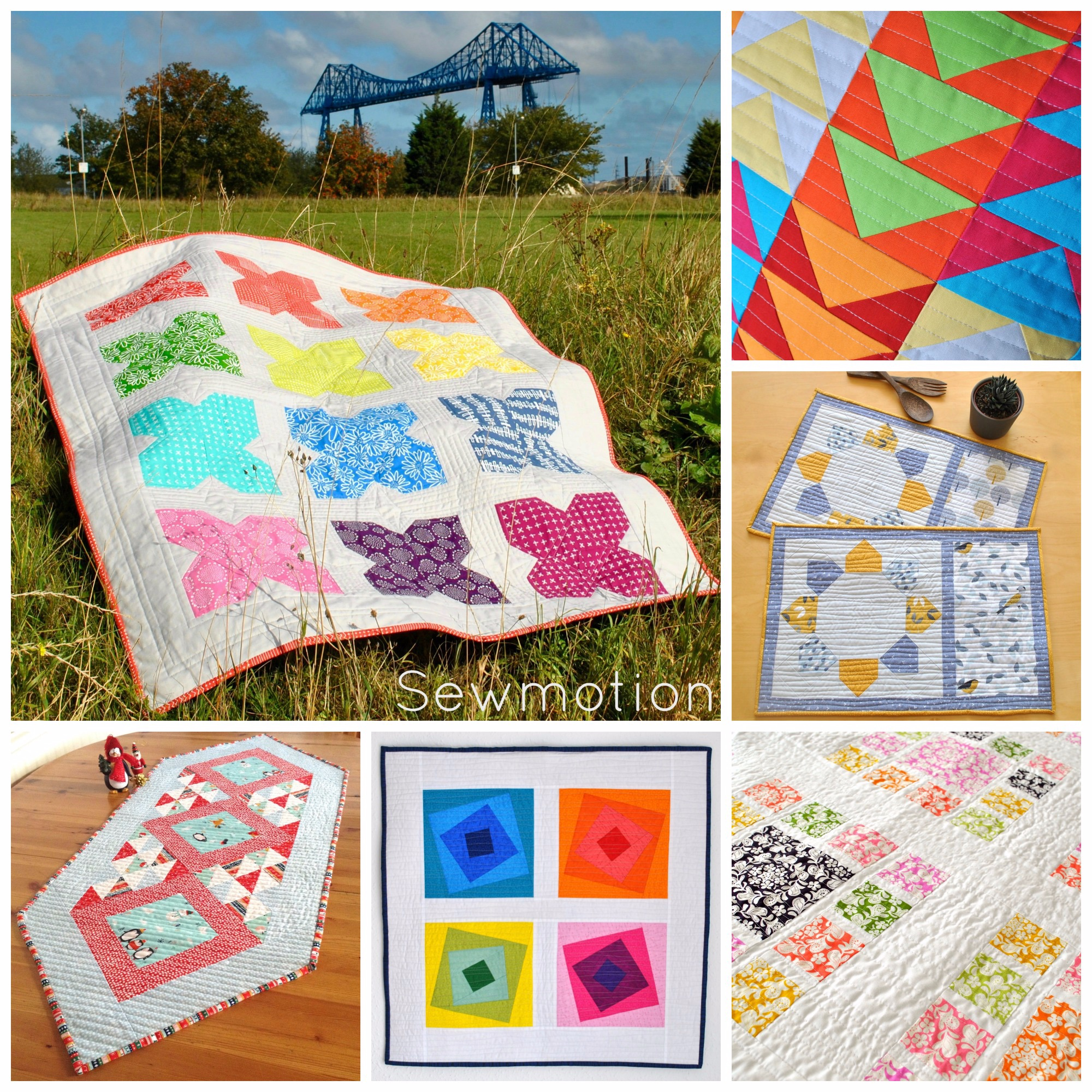 Pre-Cut Party Free patterns
