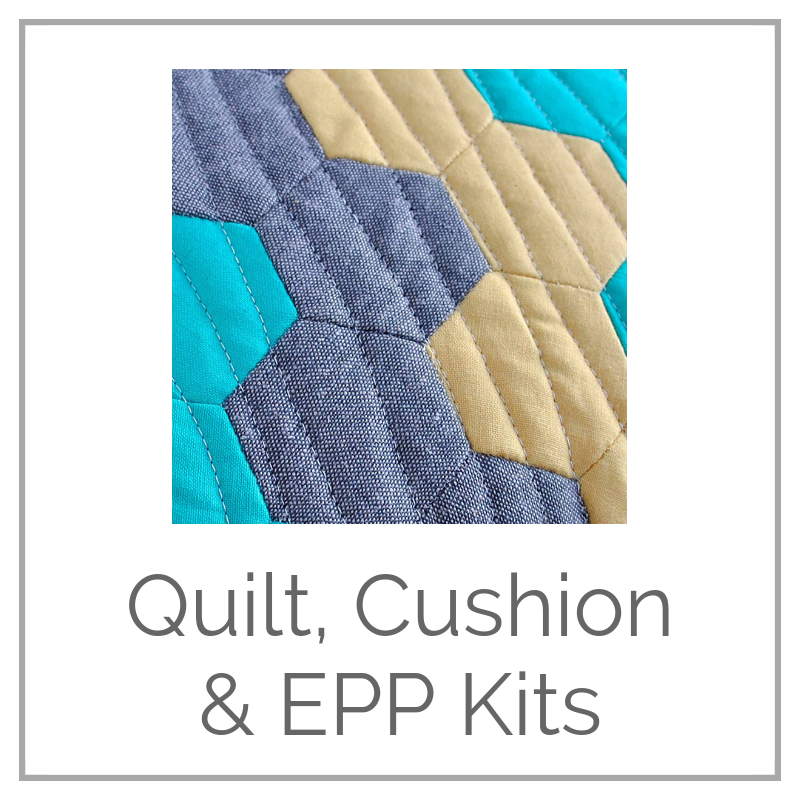 Sewmotion Quilt and Cushions Kits