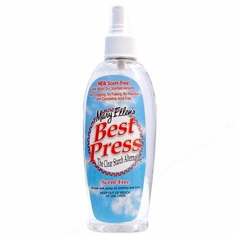 Mary Ellen's Best Press Fabric Starch