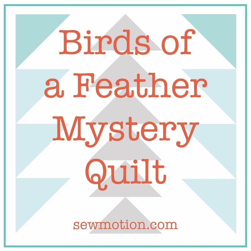 Mystery Quilt bundles